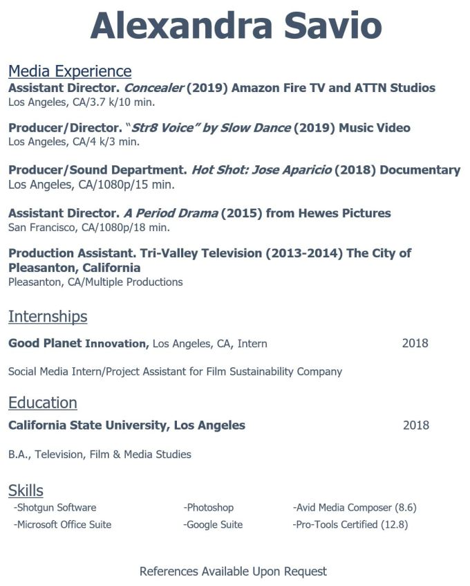 Resume Website Version 7_5_2019